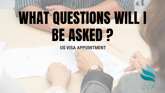 us visa appointment questions
