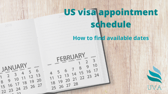 schedule us visa appointment